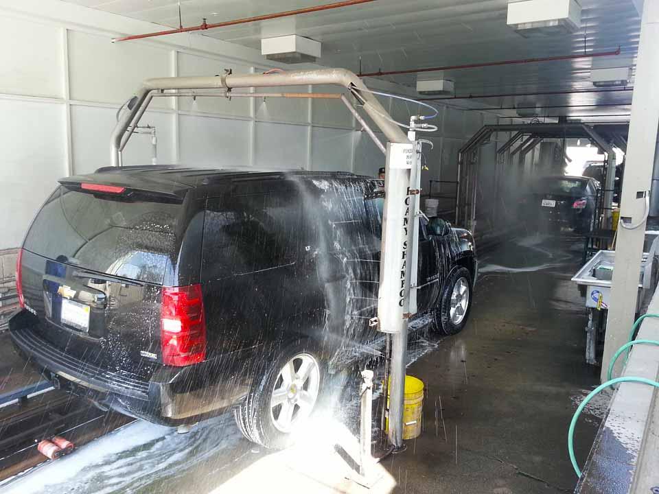Ponderosa car wash detail food mart chevron gas hand car wash express exterior solutioingenieria Image collections